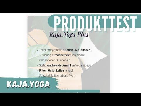 Kaja.Yoga ★ [Produkttest] ★ Überblick Webseite ★ Beim TestEck