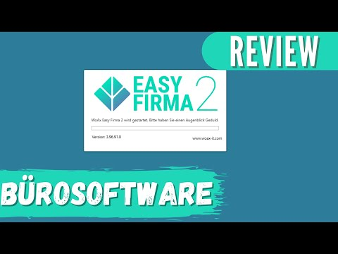 Review ★ Bürosoftware Easy Firma 2 ★ Produktvorstellung ★ Beim TestEck