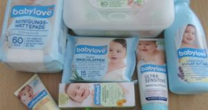 dm babylove Babyprodukte