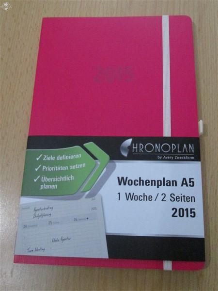 Colour Edition Chronobook