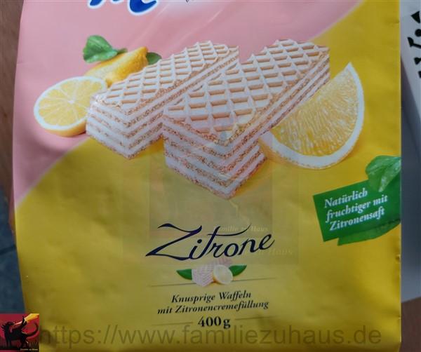 Manner vegane Waffeln Zitrone Familie zu Haus 1